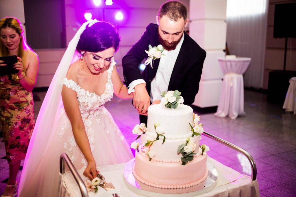 DJ Wetzlar Hochzeitstorte